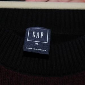 GAP Sweaters - Two-Tone Knit Sweater